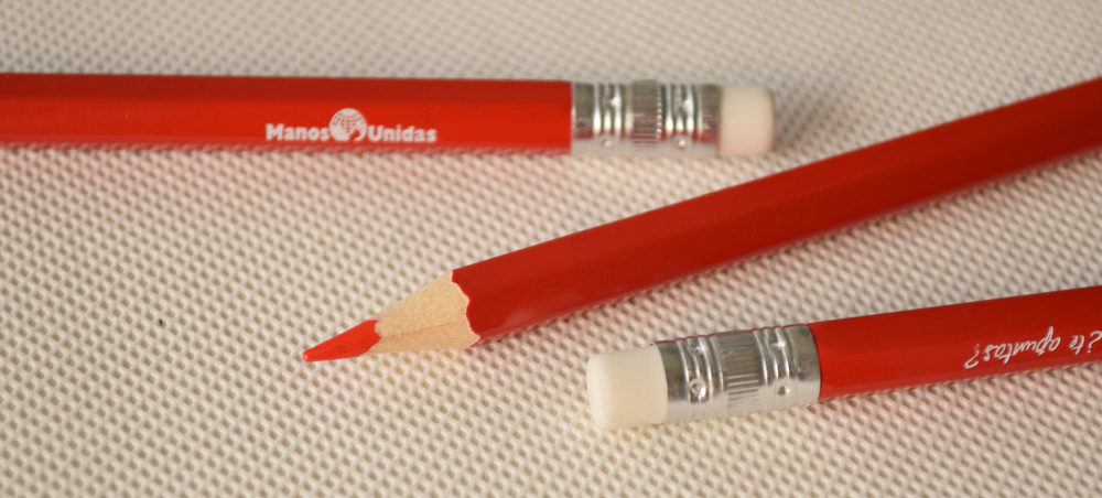 Red Lead Color Pencil