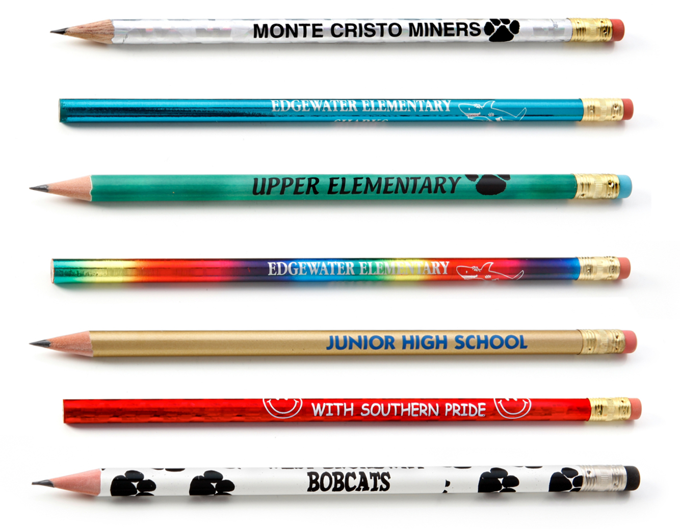 Wholesale Personalized Pencils